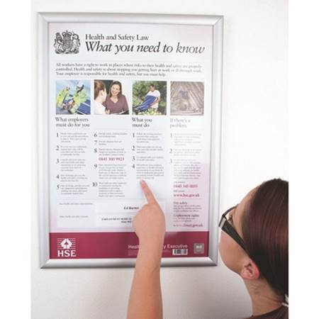 Picture for category Health and Safety Law Poster