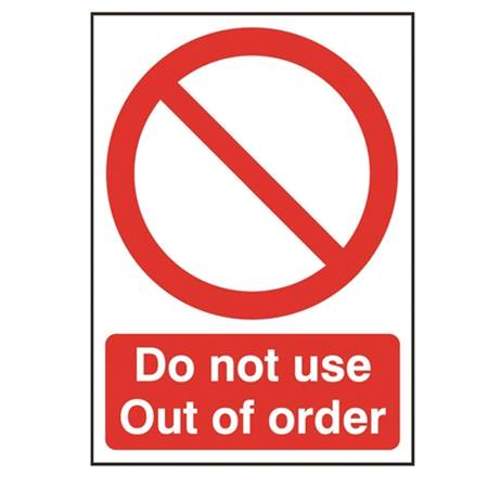 Picture for category Prohibition Signs
