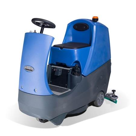 Picture for category Scrubber Driers