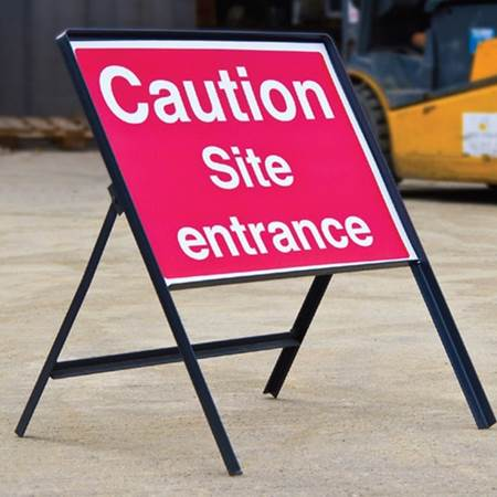 Picture for category Stanchion Signs
