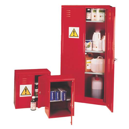 Picture of Heavy Duty Storage Units - Pesticide  Or Agrochemical