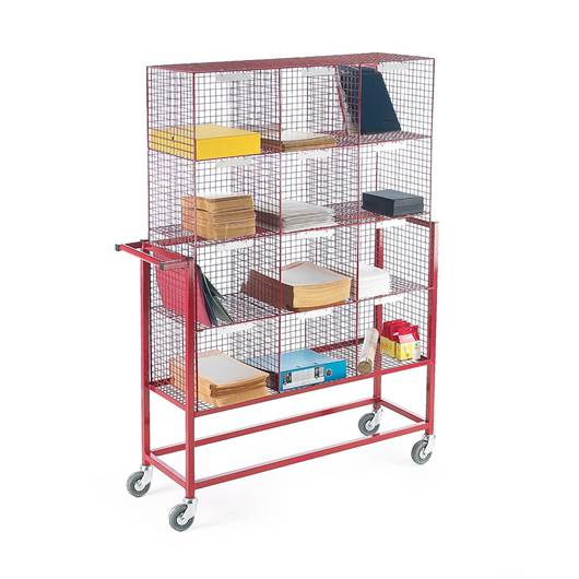 Picture of Mobile Mail Sorter