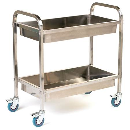 Picture for category Stainless Steel Trolleys