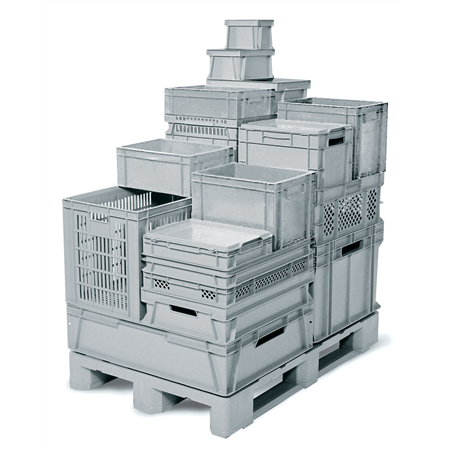Picture for category Euro Containers