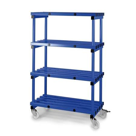 Picture for category Plastic Shelving