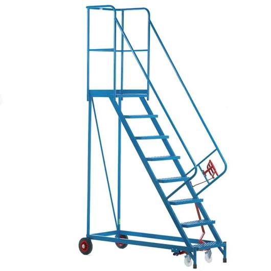 Picture of Fort Heavy Duty Mobile Steps - Phenolic Non-slip Treads