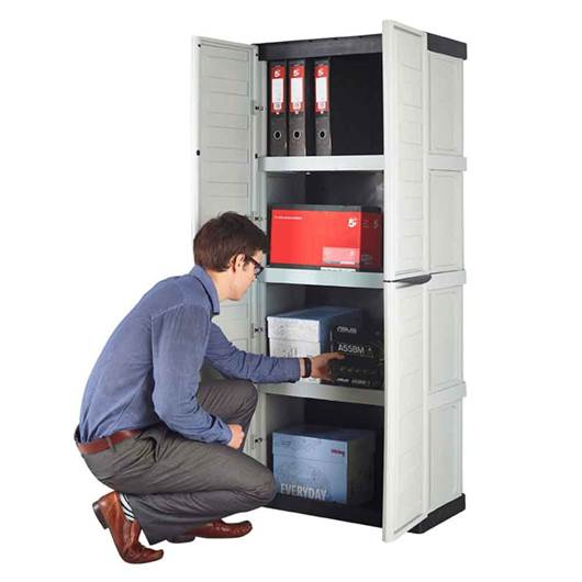 Picture of Plastic Utility Cupboards