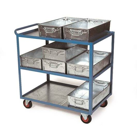Picture of Tote Pan Trolley