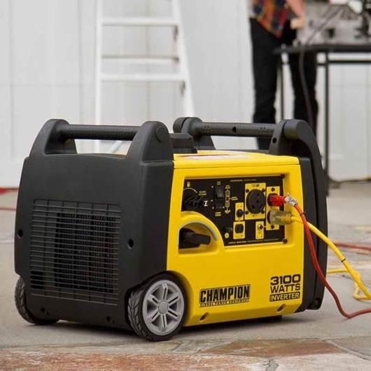 Picture of Petrol Silent Inverter Generators