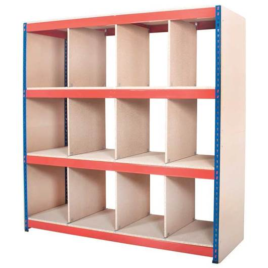 Picture of Rivet Divider Shelving