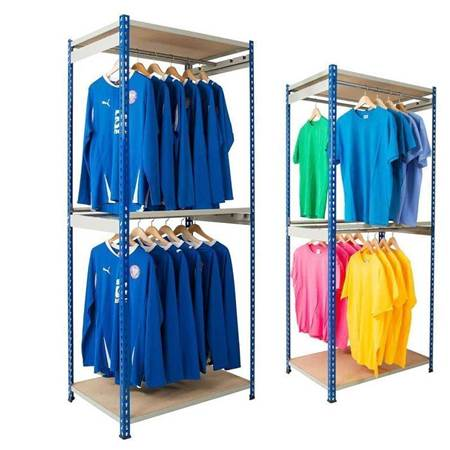 Picture for category Garment Racking