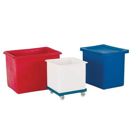 Picture for category Straight Sided Containers